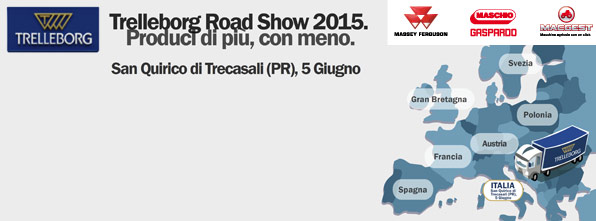 Trelleborg Road Show