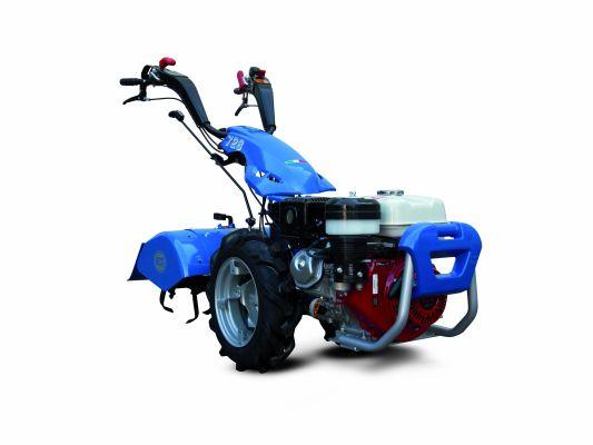 Cos bcs interpreta eima 2012 agronotizie agrimeccanica for Motocoltivatore bcs 720