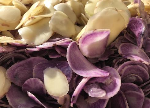 Le patate vengono messe in commercio solamente trascorsi quindici giorni dalla raccolta