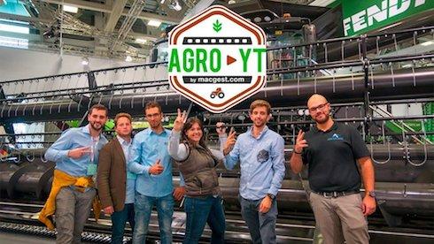 #AgroYoutubers a Eima 2018