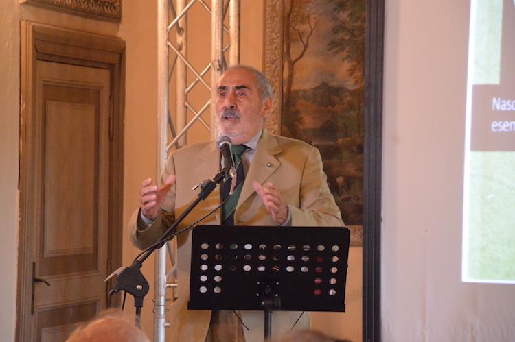 Silvio Saliera, presidente del Polo di formazioneper lo sviluppo agrozootecnico di Maccarese