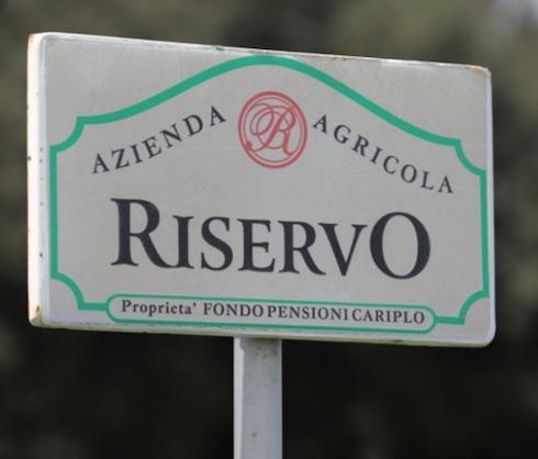 Azienda agricola Riservo