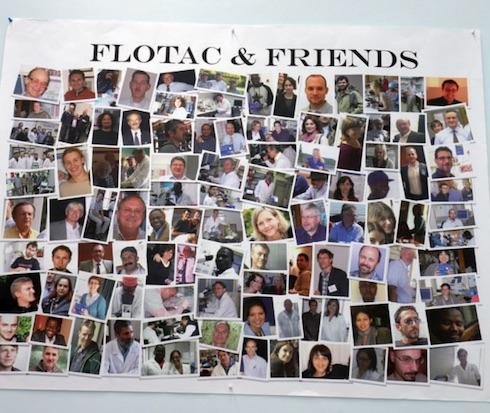 Il Flotac ha riscosso un grande successo nella comunità scientifica internazionale