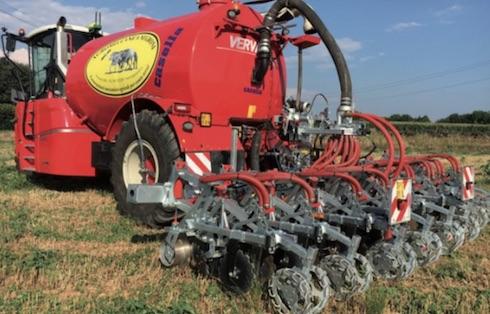 Per le aziende di grandi dimensioni la ditta Casella distribuisce Hydro Trike (Vervaet)