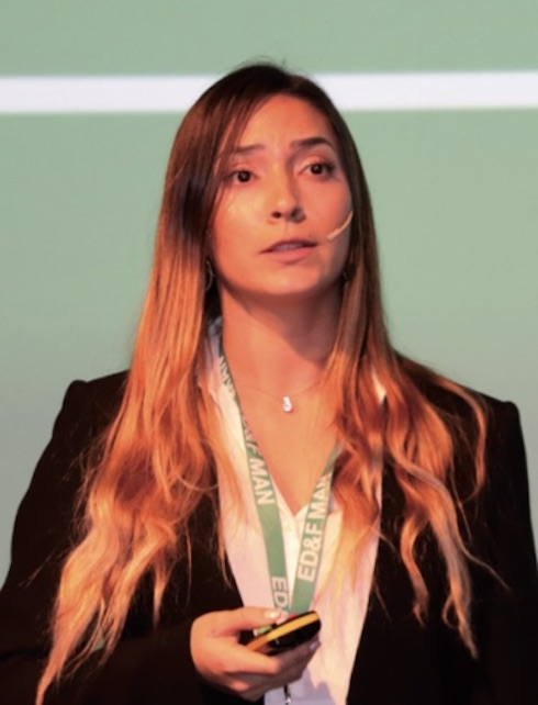 A Luiza Fernandes, responsabile europea del dipartimento di Ricerca & sviluppo di ED&F Man, è andato il compito di fare la sintesi delle relazioni presentate e di chiudere la conferenza