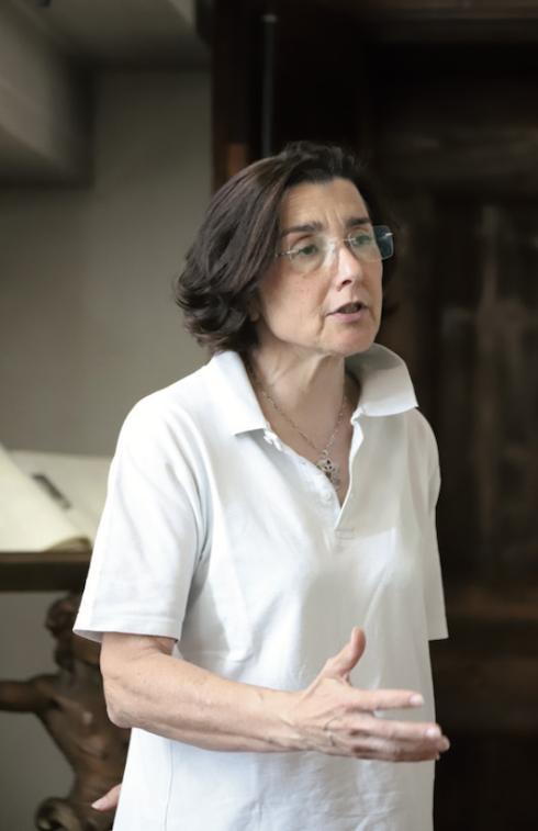 Paola Aguzzi, tenacia, idee chiare e massima apertura alle collaborazioni. Astenersi perditempo