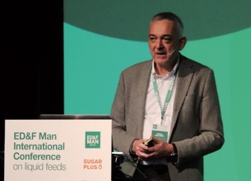 La conferenza è stata introdotta da Paolo Galliussi di ED&F Man