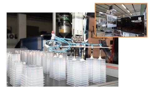 Nello stabilimento di Borgo San Lorenzo vengono prodotte sia le macchine per la lavorazione del latte, che i materiali di consumo