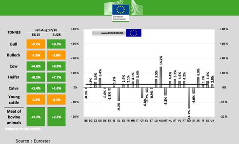 Produzione carni bovine - Commissione europea