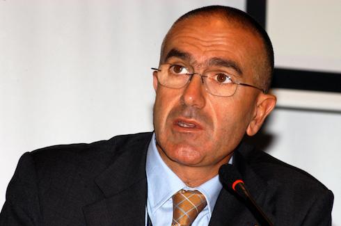 Giuseppe Pulina, professore dell'Università di Sassari