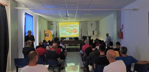 Seminario tecnico a Vittoria (Rg)