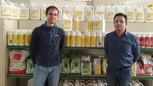 Vito Pino e Antonino Fazio