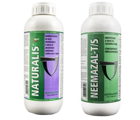 Confezioni Naturalis e Neemazal T/S
