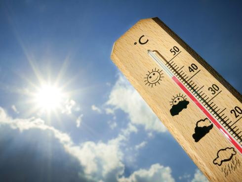 La temperatura media del pianeta Terra è cresciuta di circa 2°C