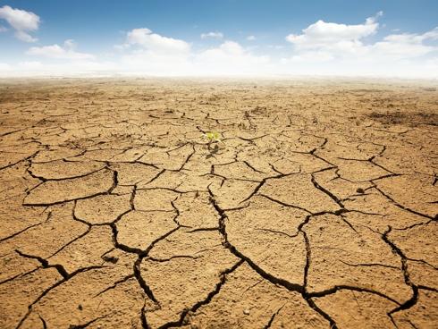 L'Italia è un punto di calore (Hotspot) e la temperatura media è cresciuta di circa 3°C