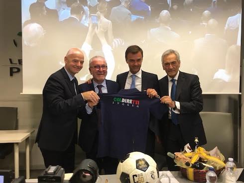 Firma Coldiretti e Lega PRo