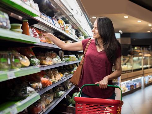 Il consumo di prodotti biologici stra trascinando la crescita su superfici coltivate in modo biologico