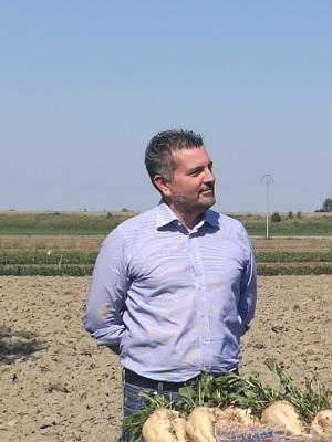 Massimiliano Cenacchi, direttore agricolo Coprob