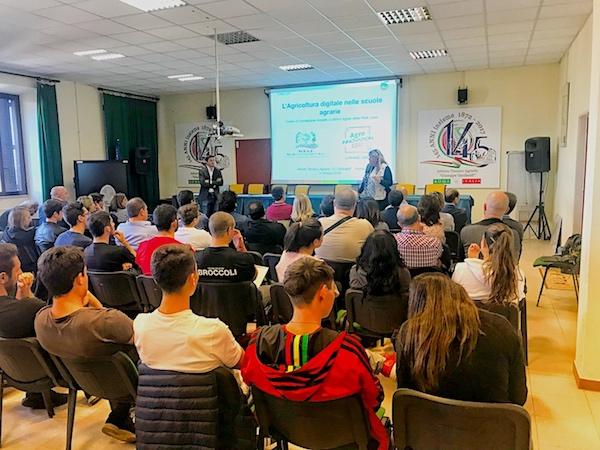 L'evento di formazione per docenti a Roma