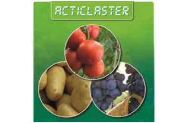 Acticlaster è un formulato liquido a base di fosforo, potassio e sostanze nobili