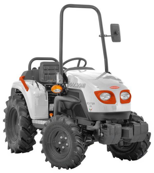Da goldoni i nuovi ronin 45 e 55 agronotizie agrimeccanica for Goldoni motocoltivatori usati