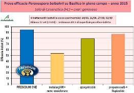 Prove basilico Gowan