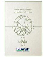 Copertina catalogo Gowan 2020