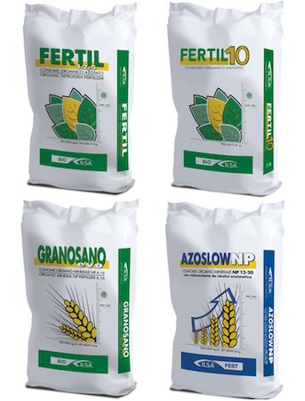 Sacchi fertilizzanti
