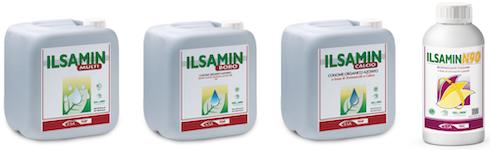Ilsamin Multi, Ilsamin Boro, Ilsamin Calcio, Ilsamin N90