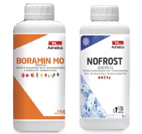 confezioni Boramin MO e Nofrost