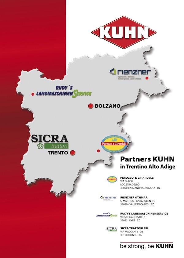 Kuhn quattro partner Agrialp