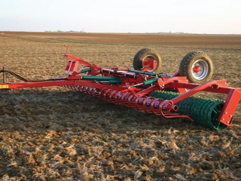 Il nuovo Rullo Actiroll Classid della Kverneland per una migliore lavorazione del terreno