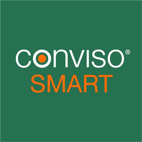 Logo del sistema Conviso® Smart