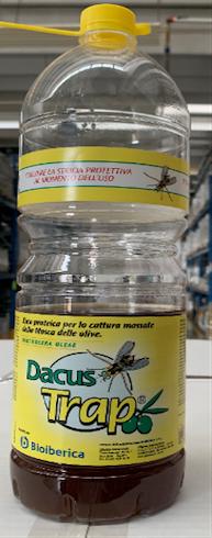 Bottiglia Dacus Trap