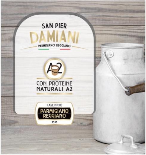 Parmigiano Reggiano caseificio San Pier Damiani