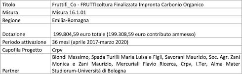 Progetto Fruttifi_Co