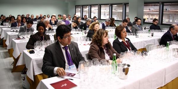 Magis - giornalisti e operatori - degustazione vino sostenibile 8 aprile 2013