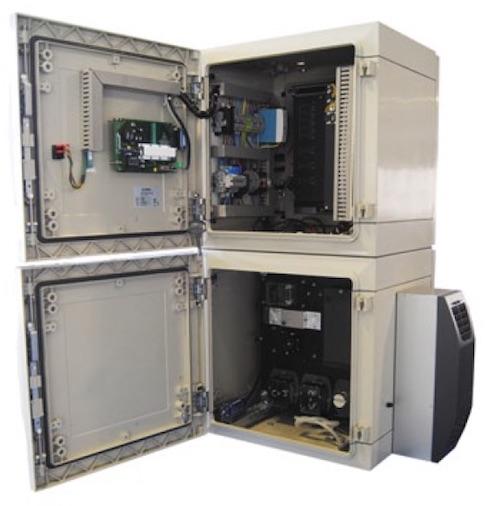 Laboratorio robotizzato per il monitoraggio dei coliformi totali