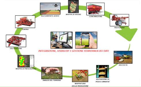 Lo sviluppo concettuale della Agroservizi Srl