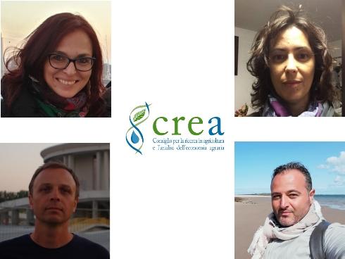 Cecilia Costa, Giorgia Serra,Piotr Medrzycki e Gennaro Di Prisco