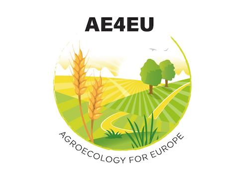 Logo del progetto Agroecology for Europe