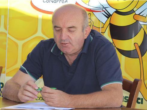 Riccardo Babini, presidente Miele in Cooperativa