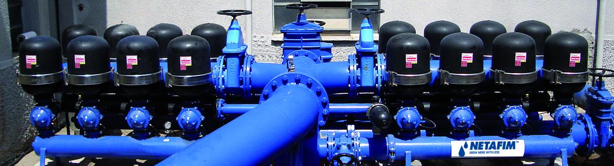 La filtrazione automatica secondo netafim agronotizie for Netafim irrigazione