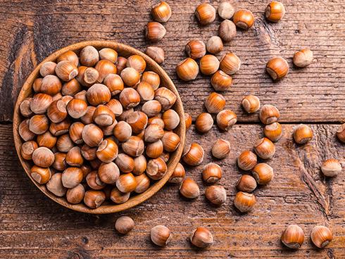 Nocciole, la frutta secca più consumata al mondo