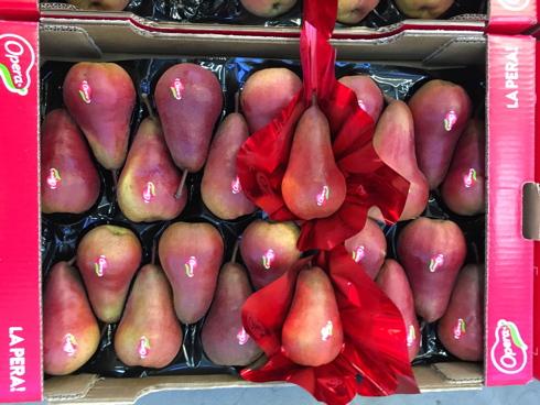 Fastaff, nuova pera rossa costituita dal Crea di Forlì e Oscar Macfrut 2012