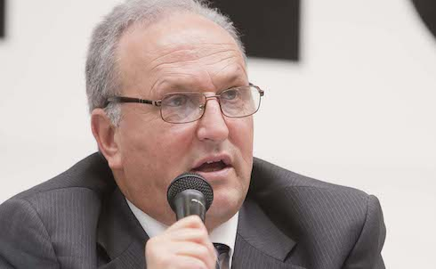 Gianni Amidei, presidente dell'Oi pera