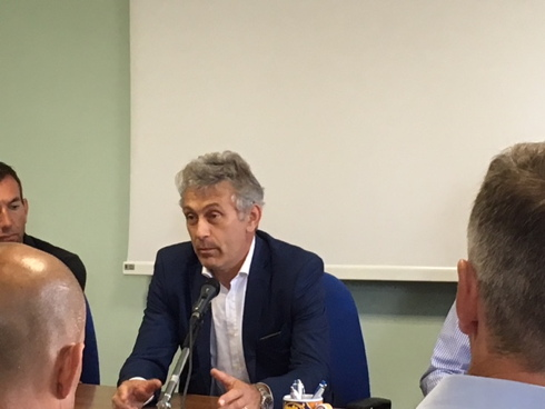 Raffaele Drei, presidente Agrintesa, è il nuovo presidente di Crpv