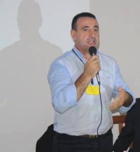 Battista Cualbu, presidente del Contas