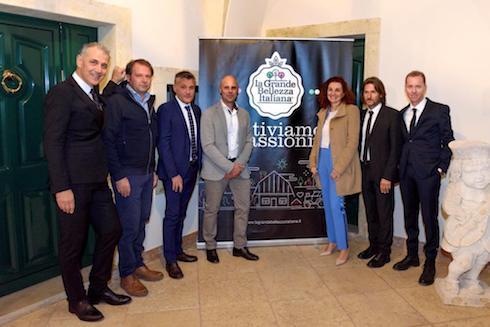I sei personaggi delle realtà che costituiscono la grande bellezza italiana