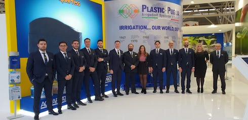Lo staff di Plastic-Puglia